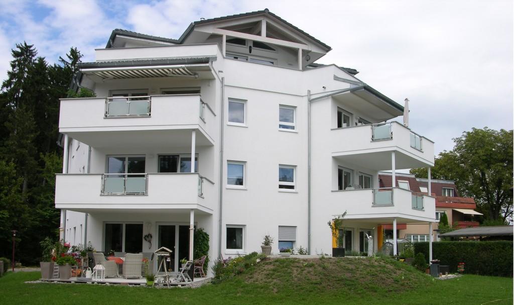 Immo-Ackermann Mehrfamilienhaus in Bad Dürrheim | WOBAG Wohnbau Ackermann GmbH