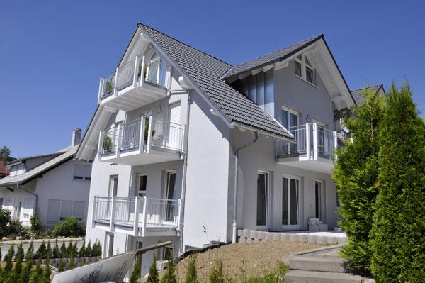 Schluchsee – 4 Wohnungen