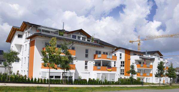Immo-Ackermann Wohnungen VS-Villingen WOBAG Wohnbau Ackermann GmbH