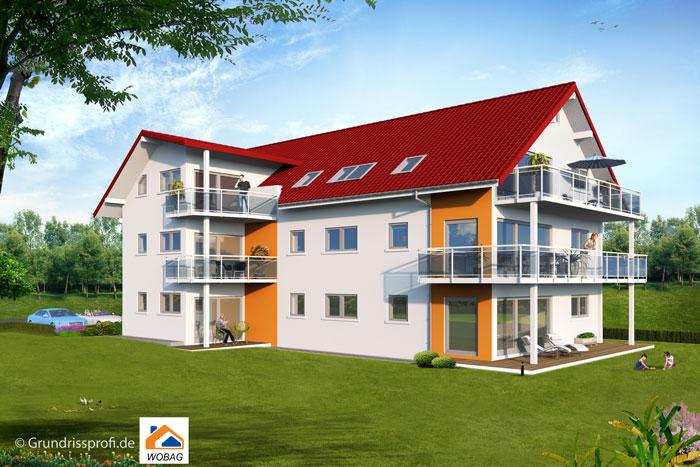charmantes mehrfamilienhaus in rheinfelden. Black Bedroom Furniture Sets. Home Design Ideas