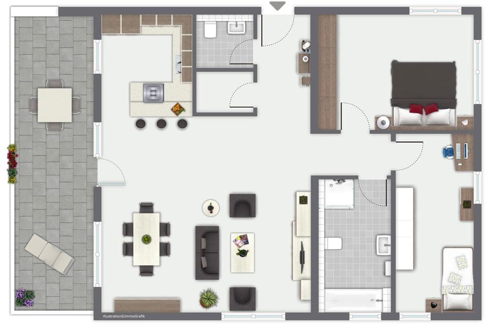Wohnungen Waldshut Tiengen