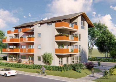 Rheinfelden-Minseln – 11 Wohnungen