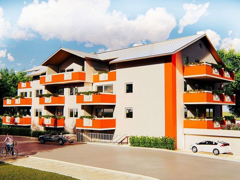 Rheinfelden-Minseln – 13 Wohnungen